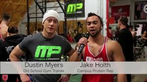 CoryG Fitness and Dustin Myers Talk to TeamCP - YouTube