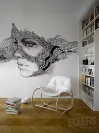 40 Of The Most Incredible Wall Murals Designs You Have Ever Seen Cool Wall Art Mural Design Mural Art