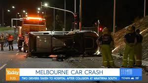 9 News Melbourne - Melbourne Car Crash ...
