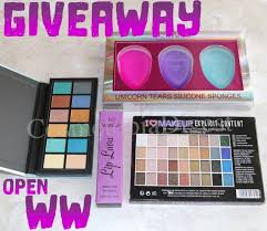 summer 2019 full sized makeup giveaway