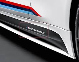Product Bmw M Performance New Side Vinyl Decals Stickers