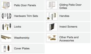 door parts 400 andersen windows