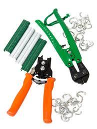 Fencing Tools Clips Weld Mesh