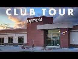 la fitness club tour you