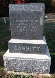 Marietta Smith Garrity (1882-1913) - Find A Grave Memorial