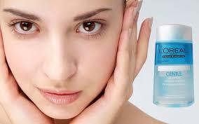l dermo experstise lip eye make