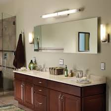 how to light a bathroom lighting