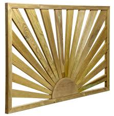 Sunburst Trellis Panel W 1 13m H 0 76m Departments Diy At B Q