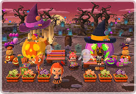 Jack S Halloween Hunt Gardening Event Guide In Animal Crossing Pocket Camp Guides Animal Crossing World