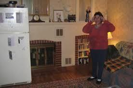 Residents vie for living room makeover - The Boston Globe