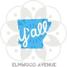 Arkansas Y All Decal Sticker Yeti Rtic Swell Etsy