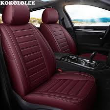 whole custom leather auto car seat