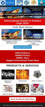 international jewelry and fashion expo