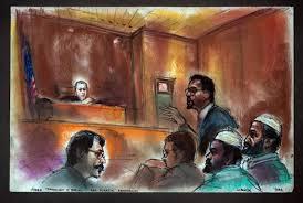 Judge Cornelius O'Brien, ADA Martin Marshack, LaBorde, York   Dengrove