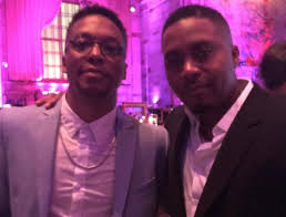 Does This Picture Mean that Nas & Lupe Fiasco Are Finally Doing a ...