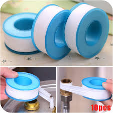 plumber fitting thread seal tape ptfe