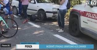 Alex Zanardi incidente, la procura di Siena: