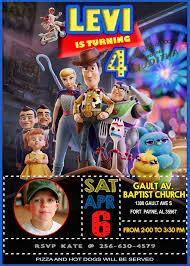 Pin De Esly En Ideas De Invitaciones Invitaciones De Toy Story