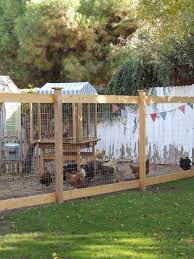 The Evolution Of The Farm Part 1 Chicken Fence Backyard Fences Cheap Backyard