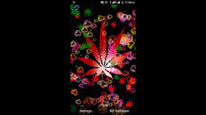weed rasta live wallpaper you