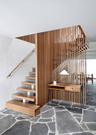 75 Beautiful Wood Stair Railing Pictures Ideas Houzz