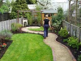 35 long narrow woodland garden design