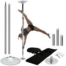 pfd chrome pro quality dance pole