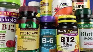 vitamin b supplement reviews