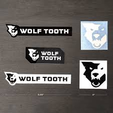 Wolf Tooth Decals Wolf Tooth Components