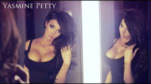 Yasmine Petty on her way out - YouTube