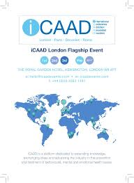 Our flagship event, iCAAD London, takes on place May 1st, 2nd and 3rd…
