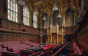 inside the house of lords