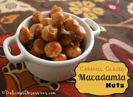 cand macadamia nuts recipe