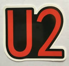 U2 Music Band Logo Sticker Decal Vinyl Rock Pop British Car Ebay
