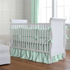mint crib bedding mint baby bedding