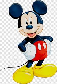 Mickey Mouse Minnie Donald Duck Wall Decal Party Animation Fictional Character Transparent Png