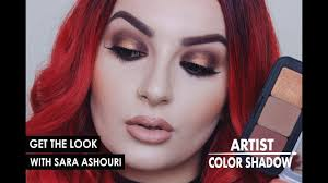 new artist color shadow brown eye