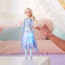 Đồ chơi búp bê thời trang phát sáng nữ hoàng băng giá Elsa