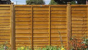 cost to install garden fence panels