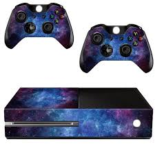 Nebula Protective Vinyl Skin Bundle Decal For Microsoft Xbox One Console Case And 2 Controllers Wrap Cover Sticker Skins Walmart Canada