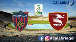 CalabriaGol SERIE B, COSENZA-SALERNITANA 0-1, Gaz.Sport:
