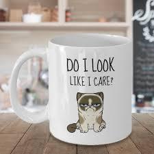 Grumpy Cat Mug Print Cup Home Decal Milk Beer Cups Procelain Tea Cup Ceramic Coffee Mugs Tea Mugs Drinkware Grumpy Cat Mug Cat Mugprinted Cups Aliexpress