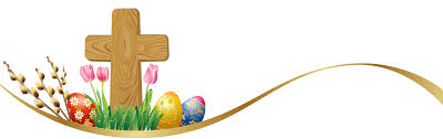 Happy Easter Religious Transparent & PNG Clipart Free Download - YWD