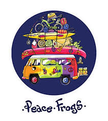 Top 10 Recommendation Peace Frog Stickers 2019 Klubem Reviews