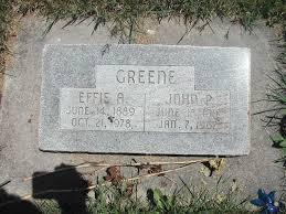 Effie Allsop Greene (1889-1978) - Find A Grave Memorial