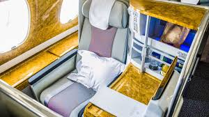 seat review emirates business cl