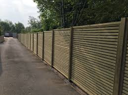 Contemporary Fence Panels Trentwood Fencing