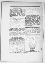 Good Tidings from Beloit, Kansas on August 15, 1891 · 2