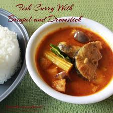 Fish Curry With Brinjal and Drumstick ...
