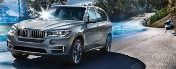 features of the 2017 bmw x5 bmw of
